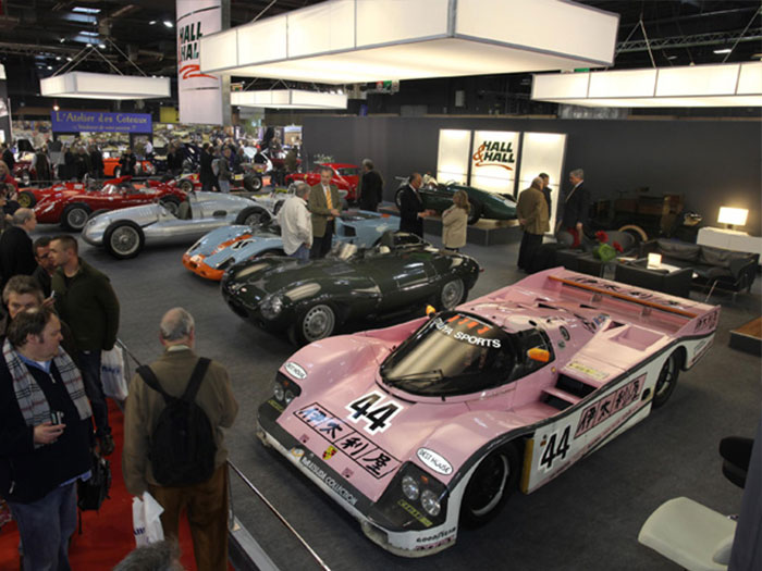 Retromobile 2012 Photos Pt 1