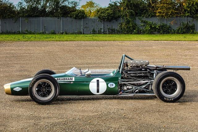 Brabham BT24 Recreation