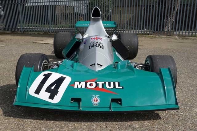 1974 BRM P201#01