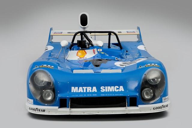 1974 Matra MS670B