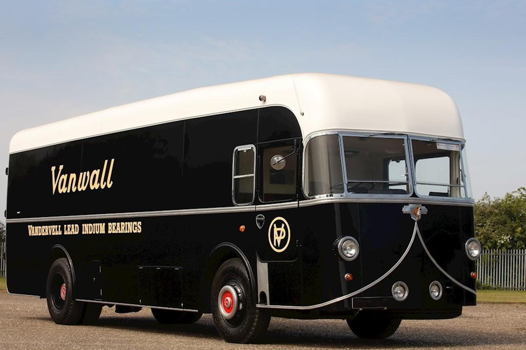 1957 Leyland Tiger Vanwall Transporter