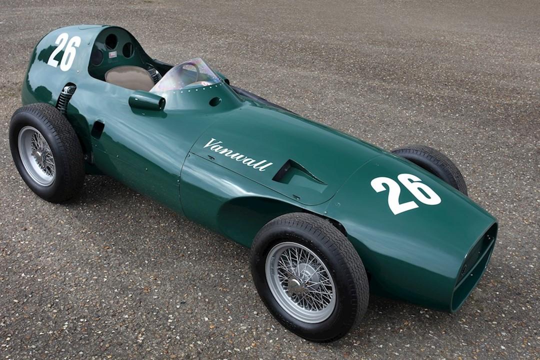 1958 Vanwall VW7