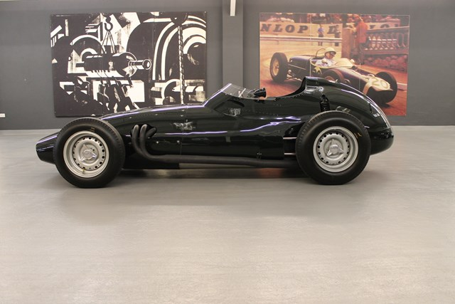 1958 BRM P25#9R