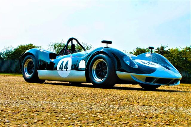 1965 McLaren Elva M1a#20-15