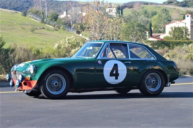 1967 Mgc GTS#AD052/1060