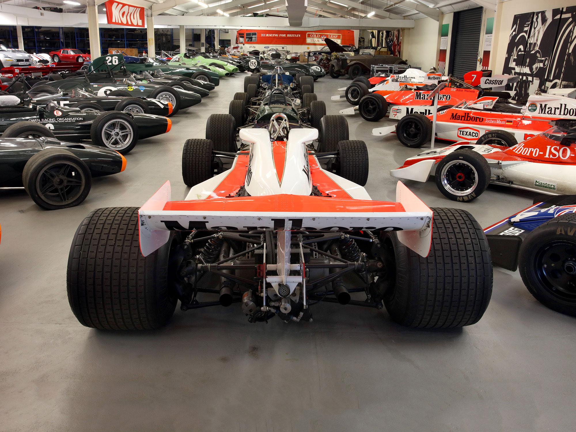 Historic F1 Cars For Sale Hall Hall