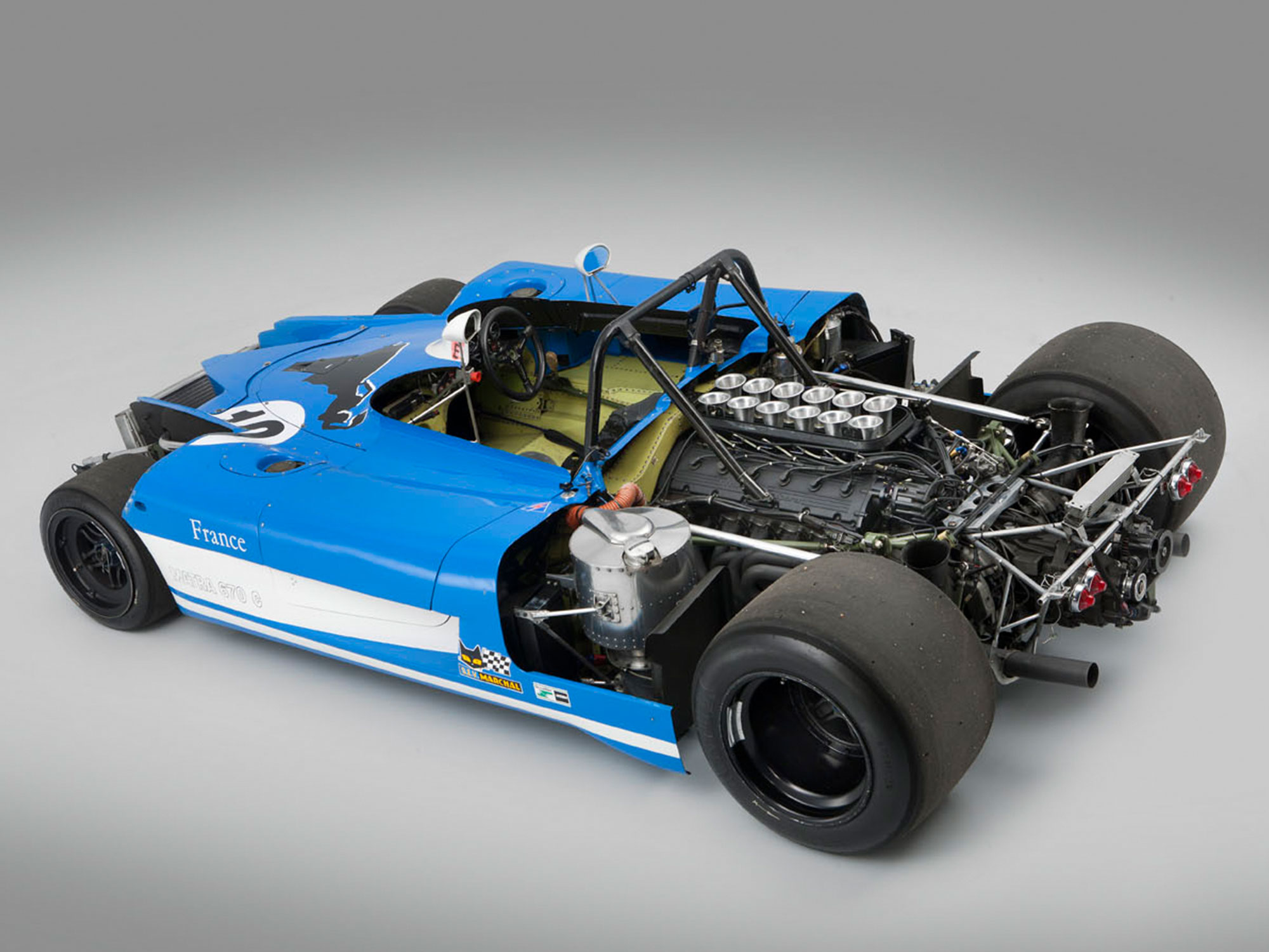 Historic f1 cars for sale | Hall & Hall