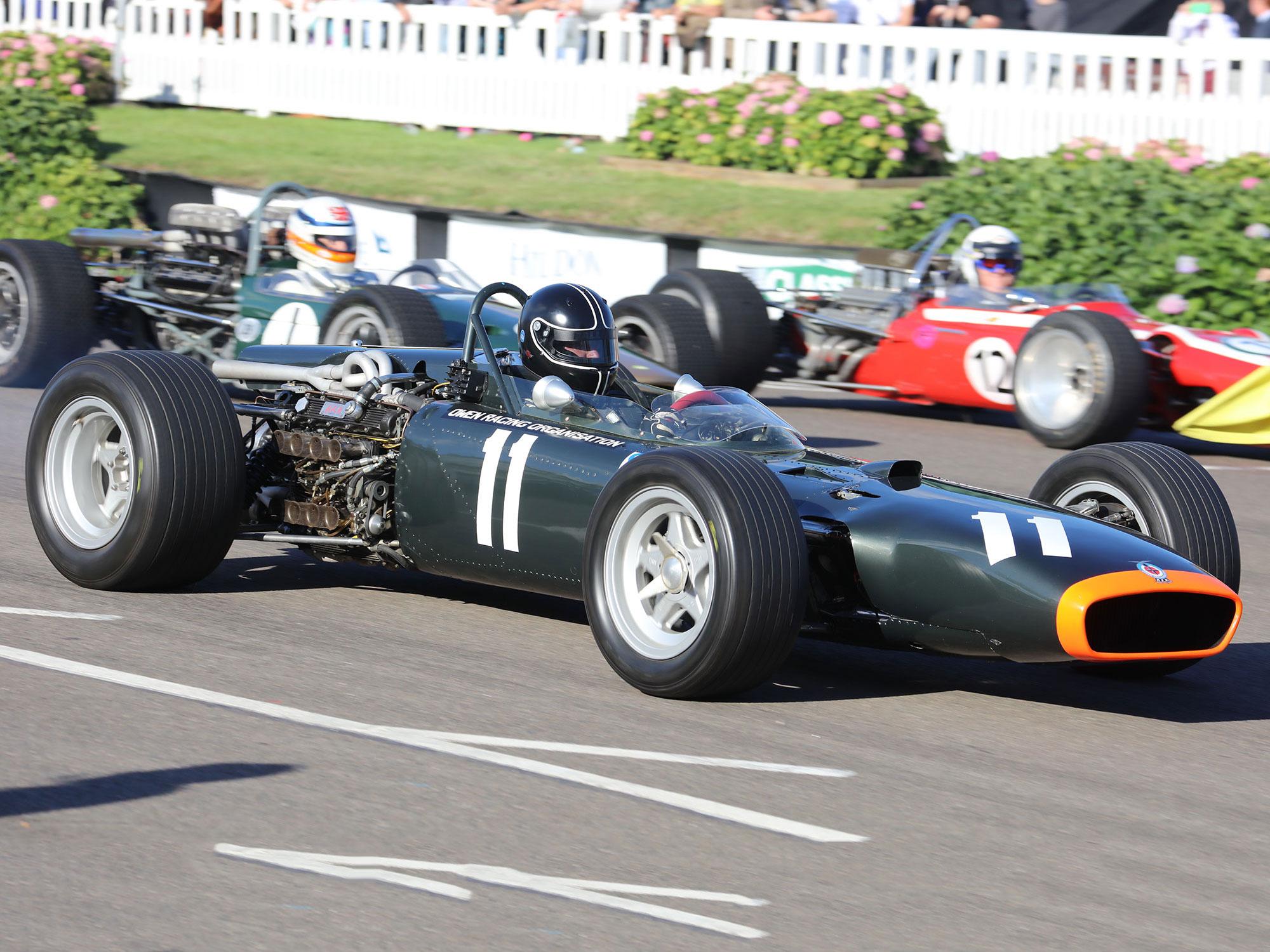 Historic f1 cars for sale | Hall & Hall